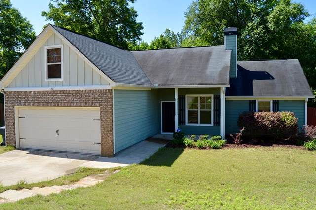 73 Misty Forest Dr, PHENIX CITY, AL 36869 (MLS #71287) :: Bickerstaff Parham