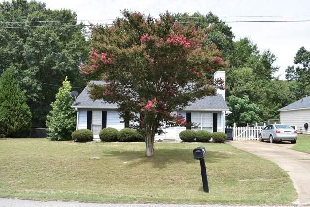 121 Wright Rd, PHENIX CITY, AL 36867 (MLS #71810) :: Kim Mixon Real Estate