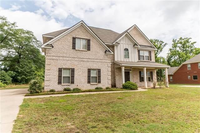 42 Sweetwater Park Drive, FORT MITCHELL, AL 36856 (MLS #80692) :: Kim Mixon Real Estate