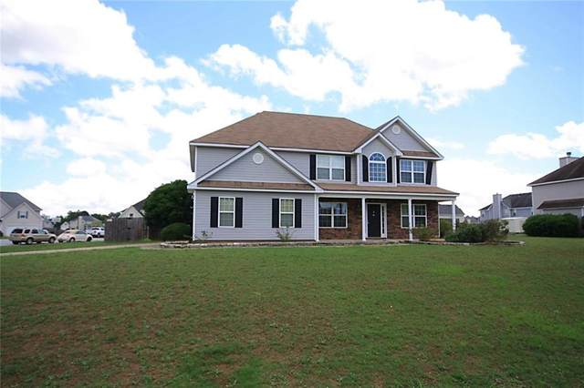 2 Shawnee Circle, FORT MITCHELL, AL 36856 (MLS #80715) :: Kim Mixon Real Estate