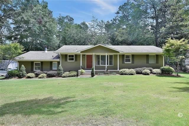 528 Sanders Street, AUBURN, AL 36830 (MLS #81274) :: Kim Mixon Real Estate