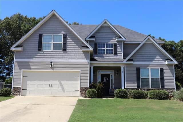 99 Seminole Trail, FORT MITCHELL, AL 36856 (MLS #81466) :: Kim Mixon Real Estate