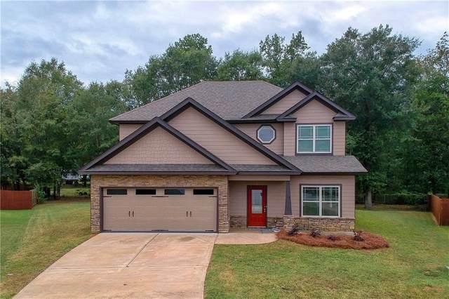 16 Golden Eagle Court, FORT MITCHELL, AL 36856 (MLS #81499) :: Kim Mixon Real Estate
