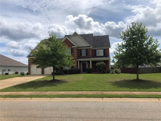 94 Old Glory Way, FORT MITCHELL, AL 36856 (MLS #81528) :: Kim Mixon Real Estate