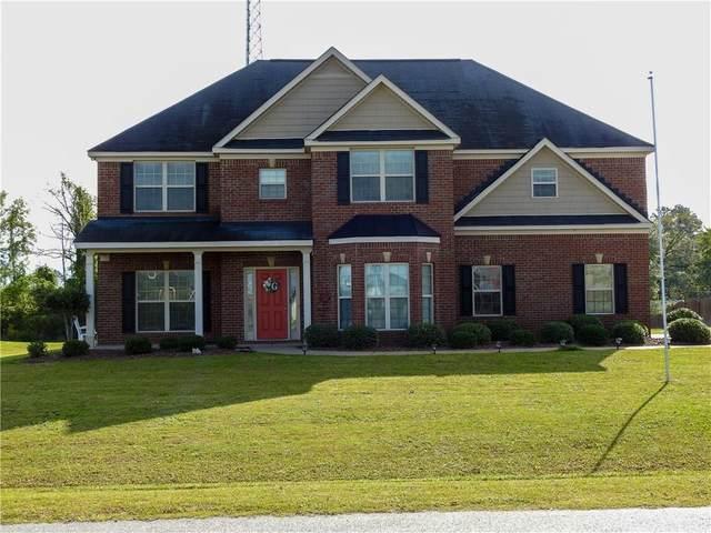 4 Registry Way, FORT MITCHELL, AL 36856 (MLS #81547) :: Kim Mixon Real Estate