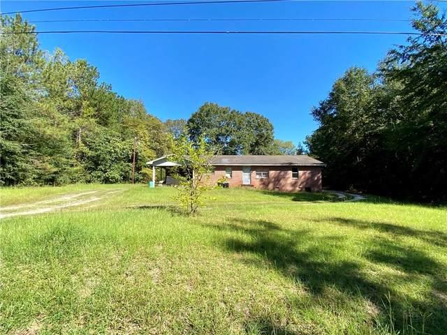 0 Hatchechubbee Trail, Hatchechubbee, AL 36875 (MLS #81549) :: Real Estate Services Auburn & Opelika