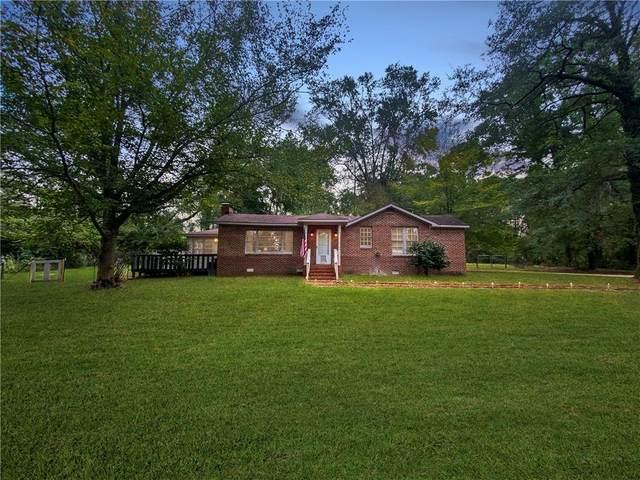 1133 165 Highway, FORT MITCHELL, AL 36856 (MLS #81697) :: Kim Mixon Real Estate