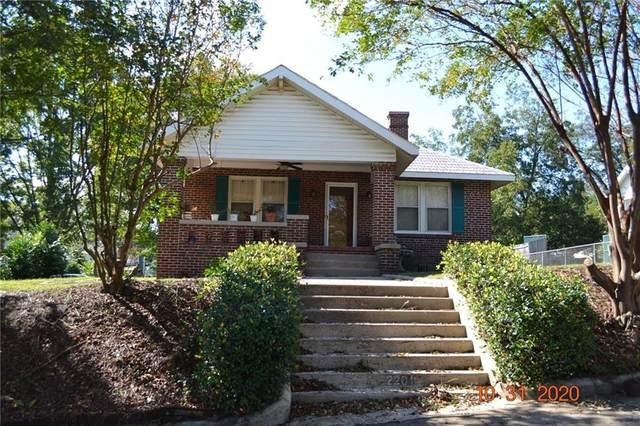 2201 Summerville Road, PHENIX CITY, AL 36867 (MLS #81774) :: Haley Adams Team