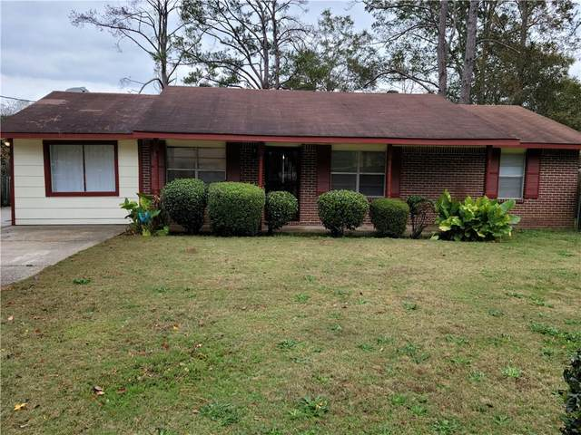 1404 Jackson Drive, PHENIX CITY, AL 36869 (MLS #81912) :: Kim Mixon Real Estate