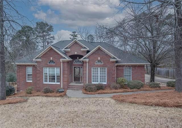 2310 Bridle Court, PHENIX CITY, AL 36867 (MLS #82121) :: Kim Mixon Real Estate