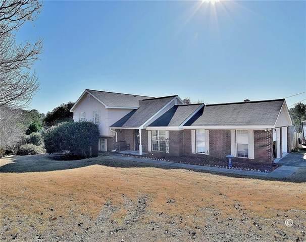 11 Lee Road 558, PHENIX CITY, AL 36867 (MLS #82125) :: Kim Mixon Real Estate