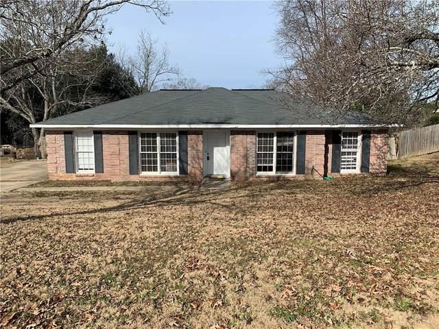 1414 Melanie Lane, PHENIX CITY, AL 36867 (MLS #82143) :: Kim Mixon Real Estate