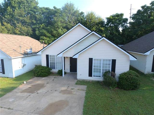 1502 Summerplace Drive, PHENIX CITY, AL 36867 (MLS #82379) :: Haley Adams Team