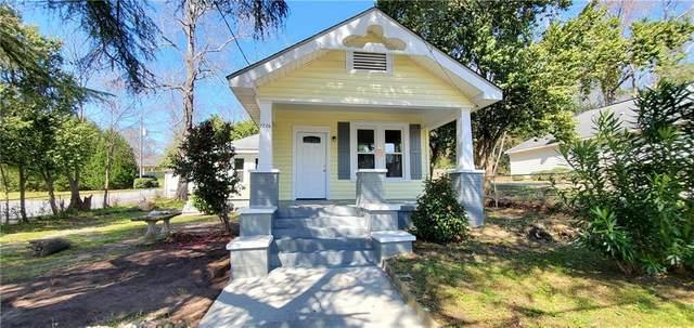 1206 21st Street, PHENIX CITY, AL 36867 (MLS #82454) :: Kim Mixon Real Estate
