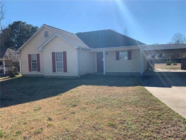 451 Lee Rd 242, Smiths Station, AL 36877 (MLS #82468) :: Haley Adams Team