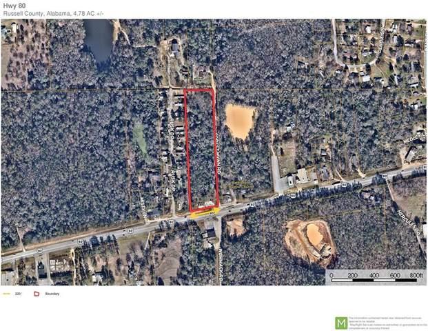 3712 Highway 80 N, PHENIX CITY, AL 36870 (MLS #82646) :: Kim Mixon Real Estate
