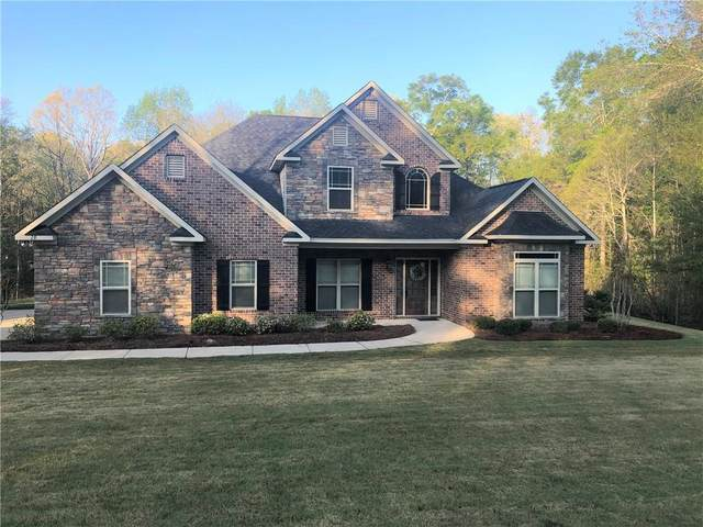28 Glenwood Way, Smiths Station, AL 36877 (MLS #82767) :: Kim Mixon Real Estate