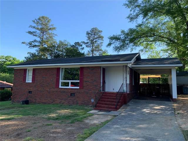 3400 12th Avenue, PHENIX CITY, AL 36867 (MLS #82806) :: Kim Mixon Real Estate