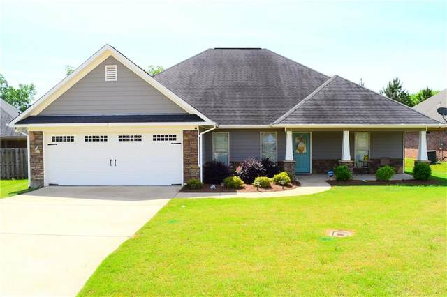 3 Silver Leaf Court, PHENIX CITY, AL 36867 (MLS #82815) :: Kim Mixon Real Estate