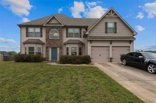 5 Sugar Maple Drive, FORT MITCHELL, AL 36856 (MLS #82824) :: Kim Mixon Real Estate