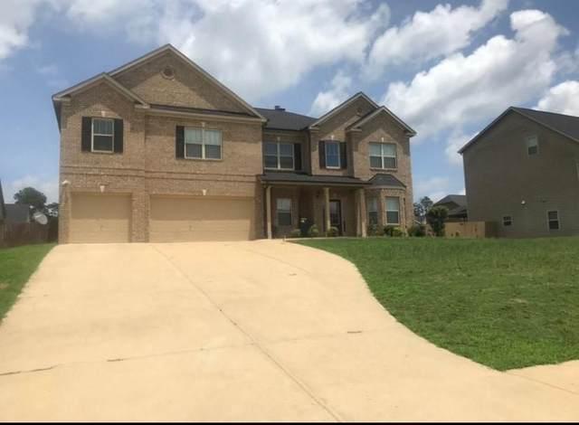 30 Clear Creek, FORT MITCHELL, AL 36856 (MLS #82860) :: Kim Mixon Real Estate