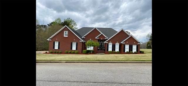 196 Glenwood Way, Smiths Station, AL 36877 (MLS #82863) :: Kim Mixon Real Estate