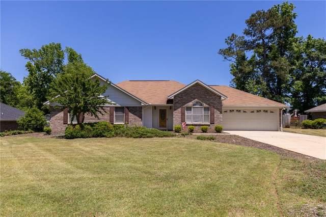 219 Lee Road 980, Smiths Station, AL 36877 (MLS #83052) :: Kim Mixon Real Estate