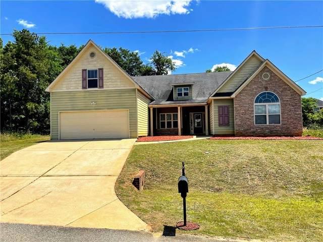 5 Rusty Drive, PHENIX CITY, AL 36869 (MLS #83059) :: Kim Mixon Real Estate