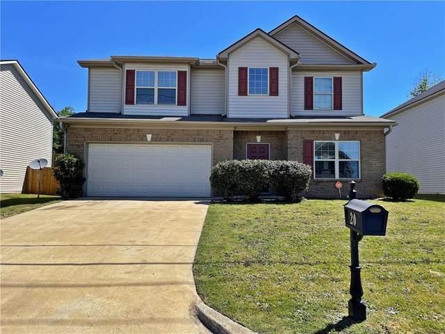 20 Willow Trace Drive, PHENIX CITY, AL 36869 (MLS #83066) :: Kim Mixon Real Estate