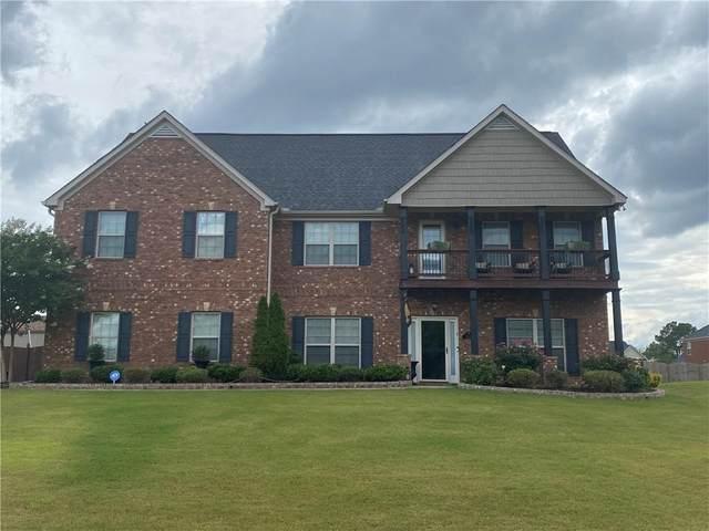 7 Paladian Way, FORT MITCHELL, AL 36856 (MLS #84227) :: Kim Mixon Real Estate