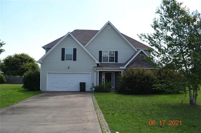 61 Seminole Trail, FORT MITCHELL, AL 36856 (MLS #84347) :: Real Estate Services Auburn & Opelika