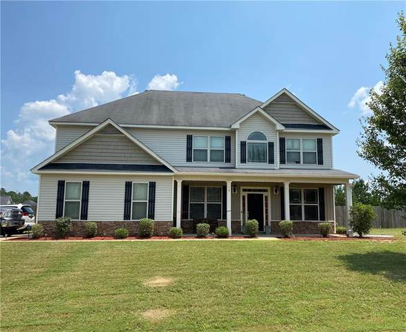 2 Chickasaw Trail, FORT MITCHELL, AL 36856 (MLS #85519) :: Real Estate Services Auburn & Opelika