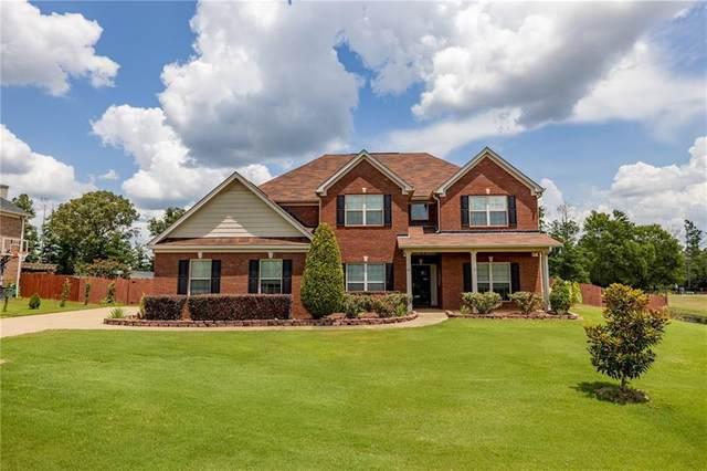 12 Registry Way, FORT MITCHELL, AL 36856 (MLS #85562) :: Real Estate Services Auburn & Opelika