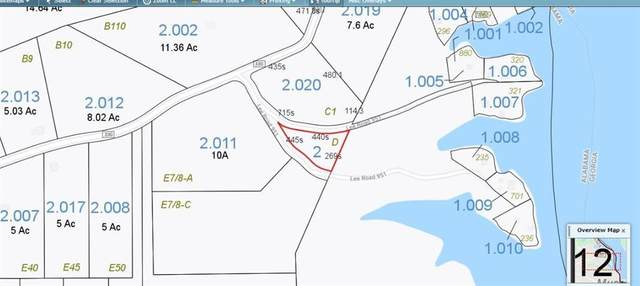 0 Lee Rd 951, Smiths Station, AL 36870 (MLS #85624) :: Kim Mixon Real Estate