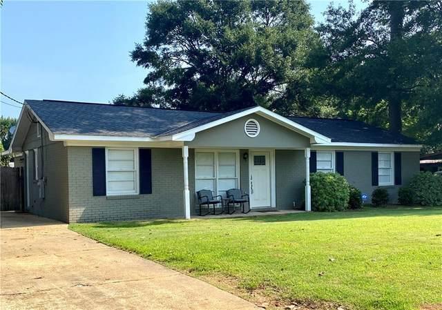 1310 Thayer Drive, PHENIX CITY, AL 36867 (MLS #85645) :: Real Estate Services Auburn & Opelika