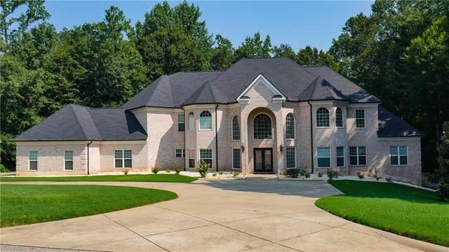 2206 St Andrews Way, PHENIX CITY, AL 36867 (MLS #85666) :: Real Estate Services Auburn & Opelika