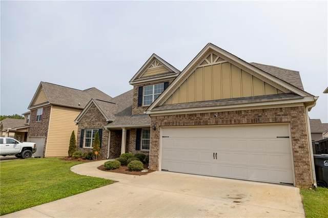 3 Ivy Loop, PHENIX CITY, AL 36867 (MLS #85668) :: Real Estate Services Auburn & Opelika