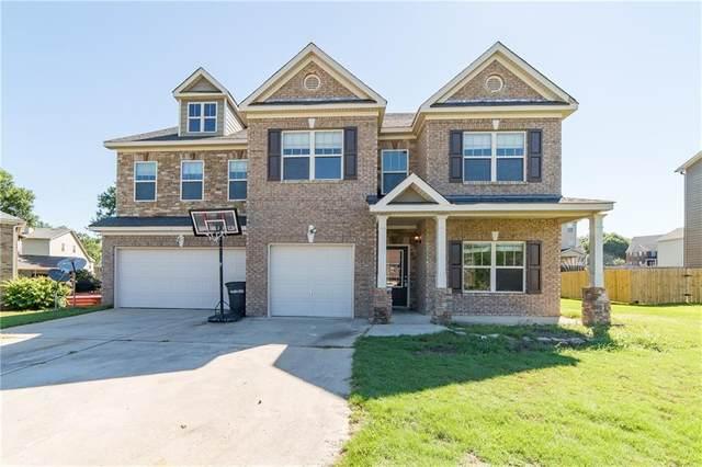 25 Riverside Drive, FORT MITCHELL, AL 36856 (MLS #84245) :: Kim Mixon Real Estate