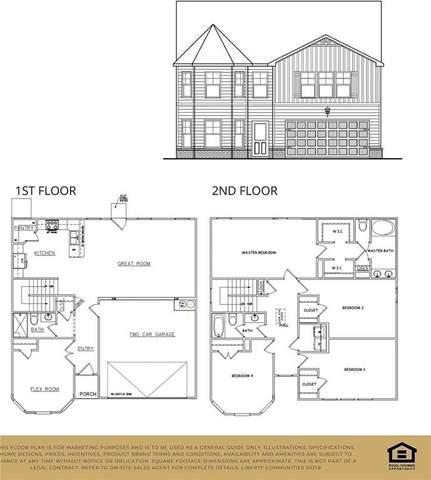 1033 Lizlin Drive, OPELIKA, AL 36801 (MLS #86972) :: Real Estate Services Auburn & Opelika