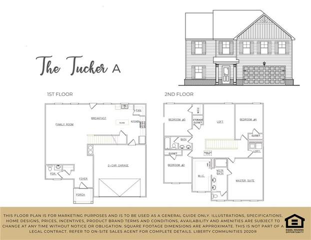 997 Lizlin Drive, OPELIKA, AL 36801 (MLS #86976) :: Real Estate Services Auburn & Opelika