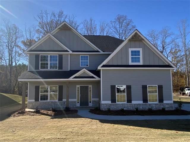 1701 Creekstone Drive, OPELIKA, AL 36804 (MLS #81437) :: Kim Mixon Real Estate