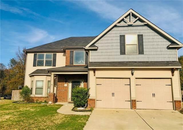 36 Moss Oak Drive, FORT MITCHELL, AL 36856 (MLS #81848) :: Kim Mixon Real Estate