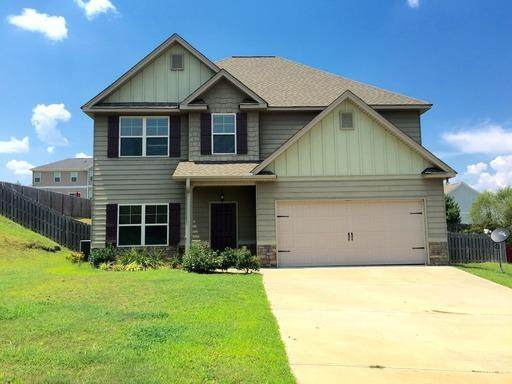 2505 Ridgewood Dr, PHENIX CITY, AL 36870 (MLS #71229) :: Bickerstaff Parham