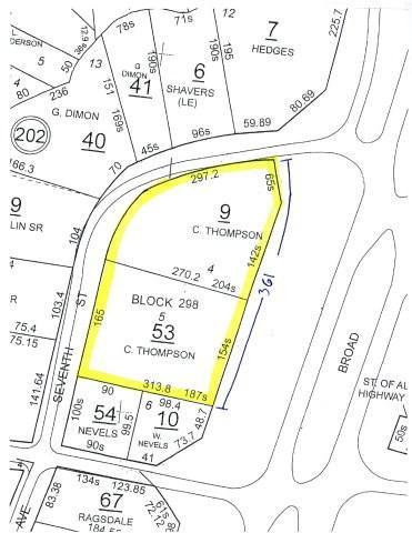 604 7th Ave, PHENIX CITY, AL 36867 (MLS #71492) :: Bickerstaff Parham