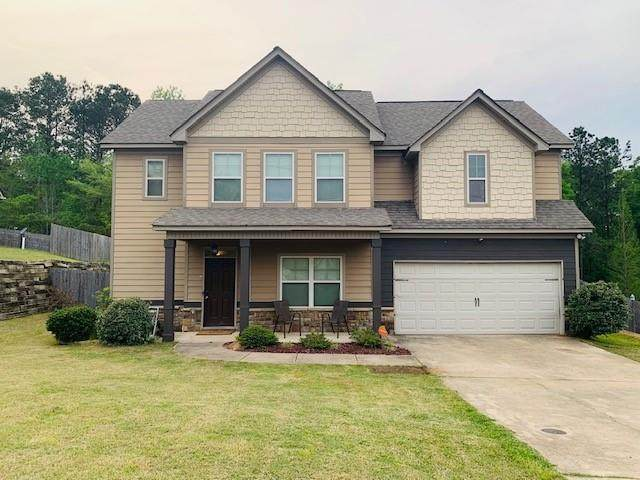 101 Misty Forest Drive, PHENIX CITY, AL 36869 (MLS #82810) :: Kim Mixon Real Estate