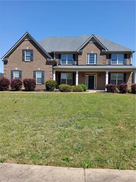 64 Old Glory Way, FORT MITCHELL, AL 36856 (MLS #82849) :: Kim Mixon Real Estate