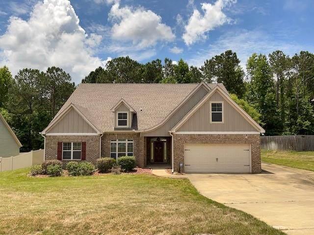 83 Misty Forest Drive, PHENIX CITY, AL 36869 (MLS #84212) :: Kim Mixon Real Estate