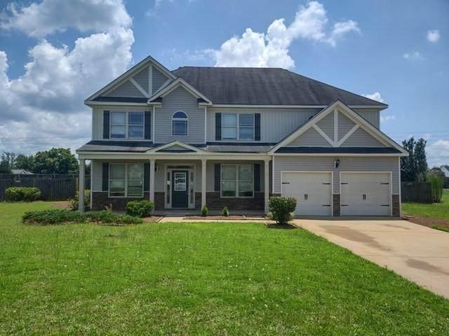 19 Old Glory Way, FORT MITCHELL, AL 36856 (MLS #85557) :: Real Estate Services Auburn & Opelika