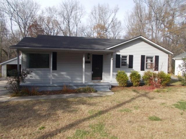 810 Woodland Drive, Lancaster, SC 29720 (#1108796) :: Rinehart Realty