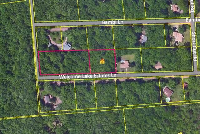 69,70 & 71 Welcome Lake Estates Ln, Beach Lake, PA 18405 (MLS #14-5674) :: McAteer & Will Estates | Keller Williams Real Estate